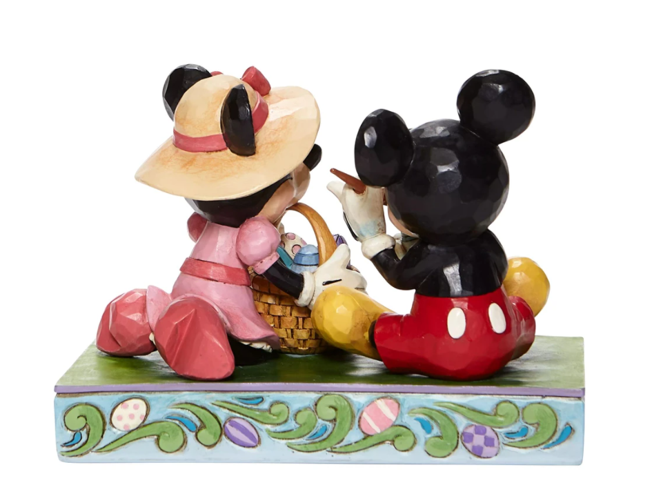 Mickey and Minnie Easter2